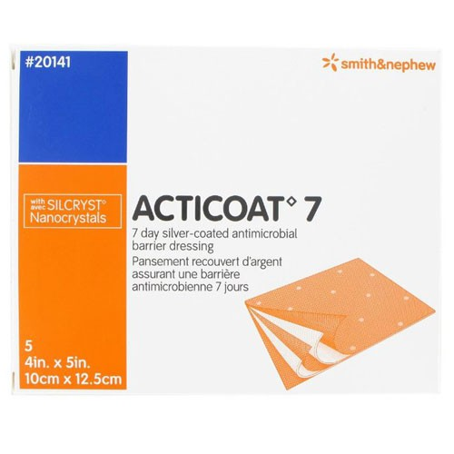 Smith and Nephew Acticoat 20141 7 Day