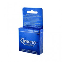 Mayer Laboratories Kimono Microthin Lubricated Latex Condoms