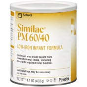 Similac PM 60/40 Low-Iron Infant Formula