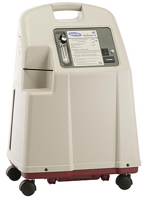 Invacare Platinum 10 Home Oxygen Concentrator IRC10LX