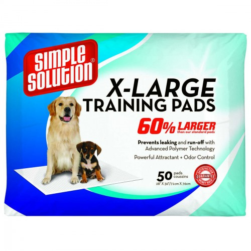 Simple Solution X-Large Pet Training Pads