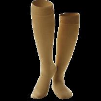 Shape To Fit Micro-Nylon Casual Trouser Socks, 10-15 mmHg