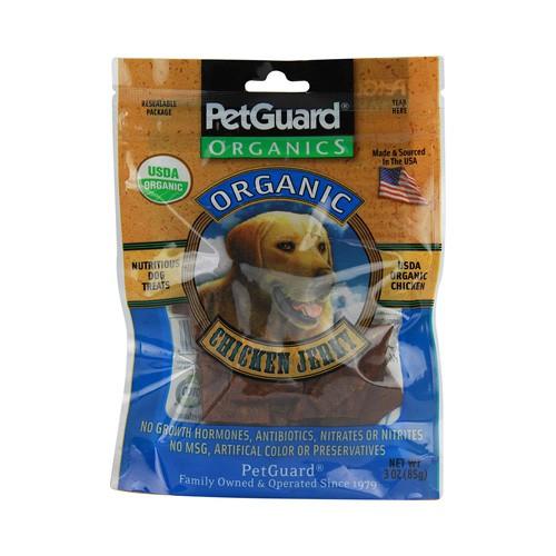 PetGuard Organics Chicken Jerky