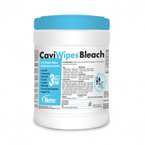 CaviWipes Bleach Surface Disinfectant Wipes by Metrex