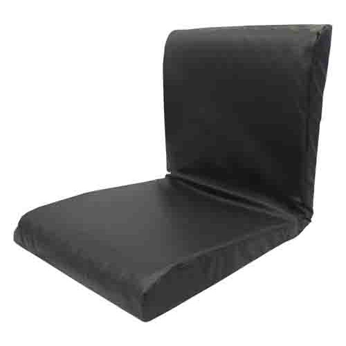 Medline Therapeutic Foam Seat And Back Wheelchair Cushion