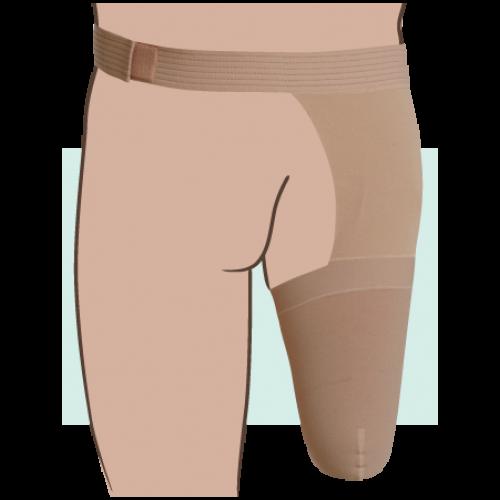 Juzo Dynamic Dynamic Above the Knee Stump Shrinker with Hip Attachment 20-30 mmHg