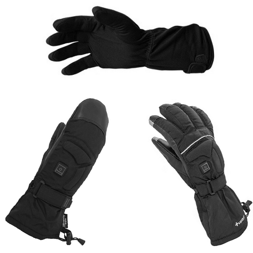 Heated Gloves Mittens & Glove Liners