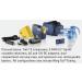 Pari Trek S Compact Nebulizer Compressor Combination Pack  Components