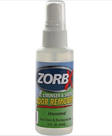 zorbx unscented odor remover 4fd