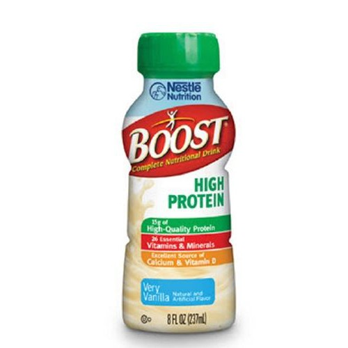 BOOST HIGH PROTEIN Vanilla - 8 oz