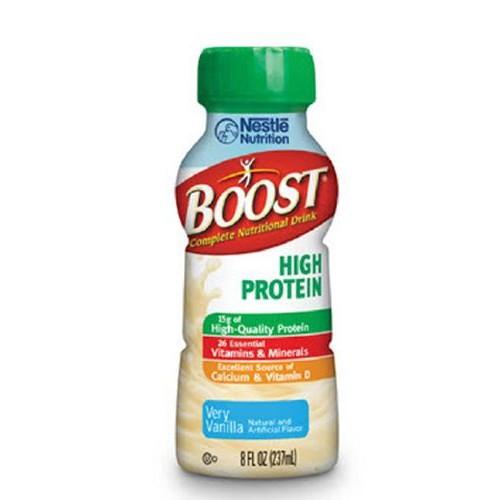 BOOST HIGH PROTEIN Vanilla - 8 oz