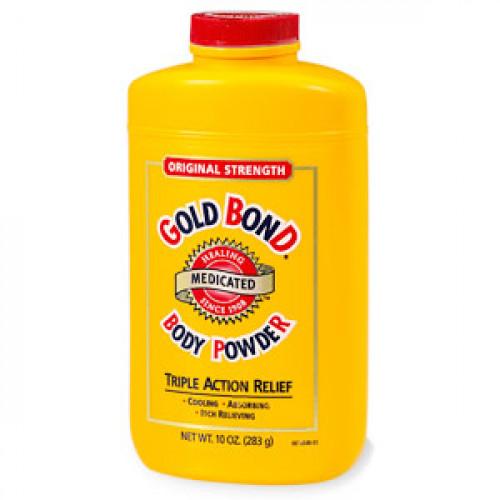 Medicated Powder by Gold Bond