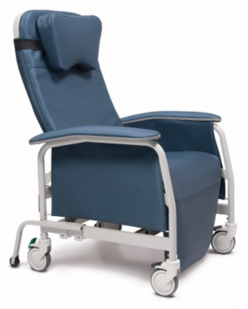 lumex deluxe preferred care geri chair recliner 3af