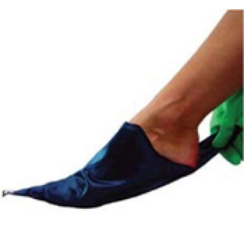 Silk Foot Slip