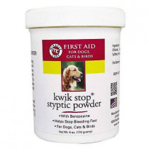 Miracle Care Kwik Stop First Aid Styptic Powder