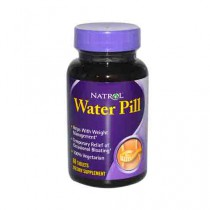 Water Pill Weight Management Diet Aid