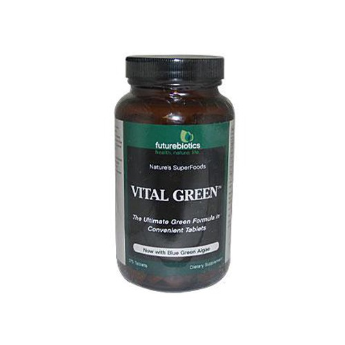 FutureBiotics Vital Green Dietary Supplement