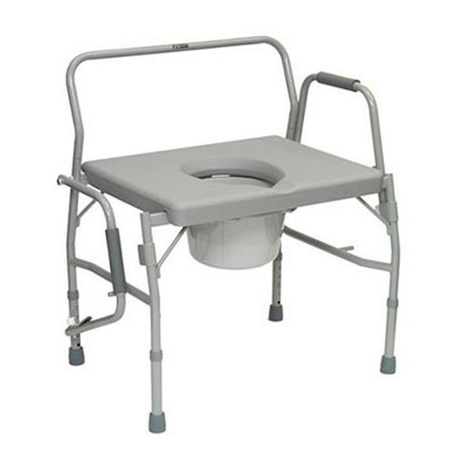ProBasics Bariatric Drop Arm Commode