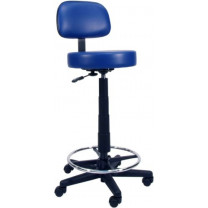 Gas Lift Lab Stool Swivel Stool