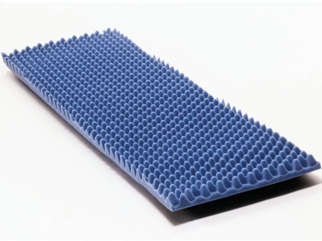 Therapad Eggcrate Convoluted Foam Overlays Buy Eggcrate