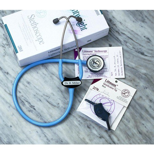 3M Littmann Stethoscope Identification Tag