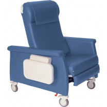 Winco Bariatric Elite Care Cliner with Swing-Away Arms