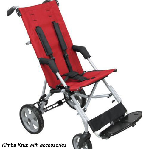 Standard Kimba Kruze, Red with Accessories