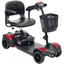 Scout 4 Wheel Travel Power Scooter