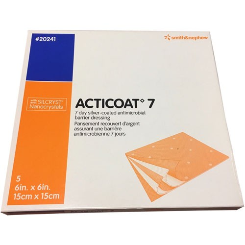 Smith and Nephew Acticoat 20241 7