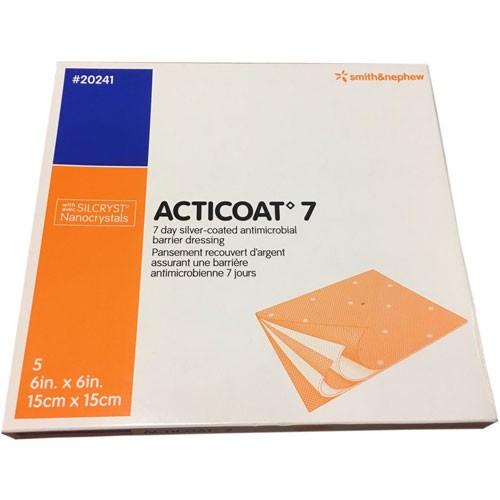 Smith and Nephew Acticoat 20241 7