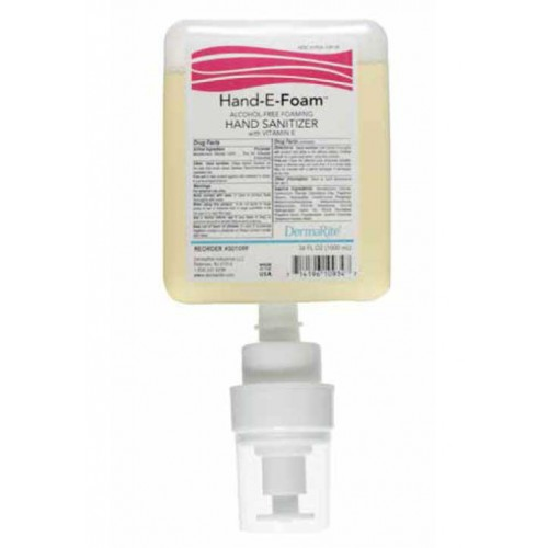 Hand-E-Foam Alcohol Free Foam Hand Sanitizer