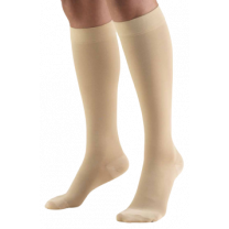 TRUFORM Classic Medical Knee High Support Stockings CLOSED TOE 20-30 mmHg