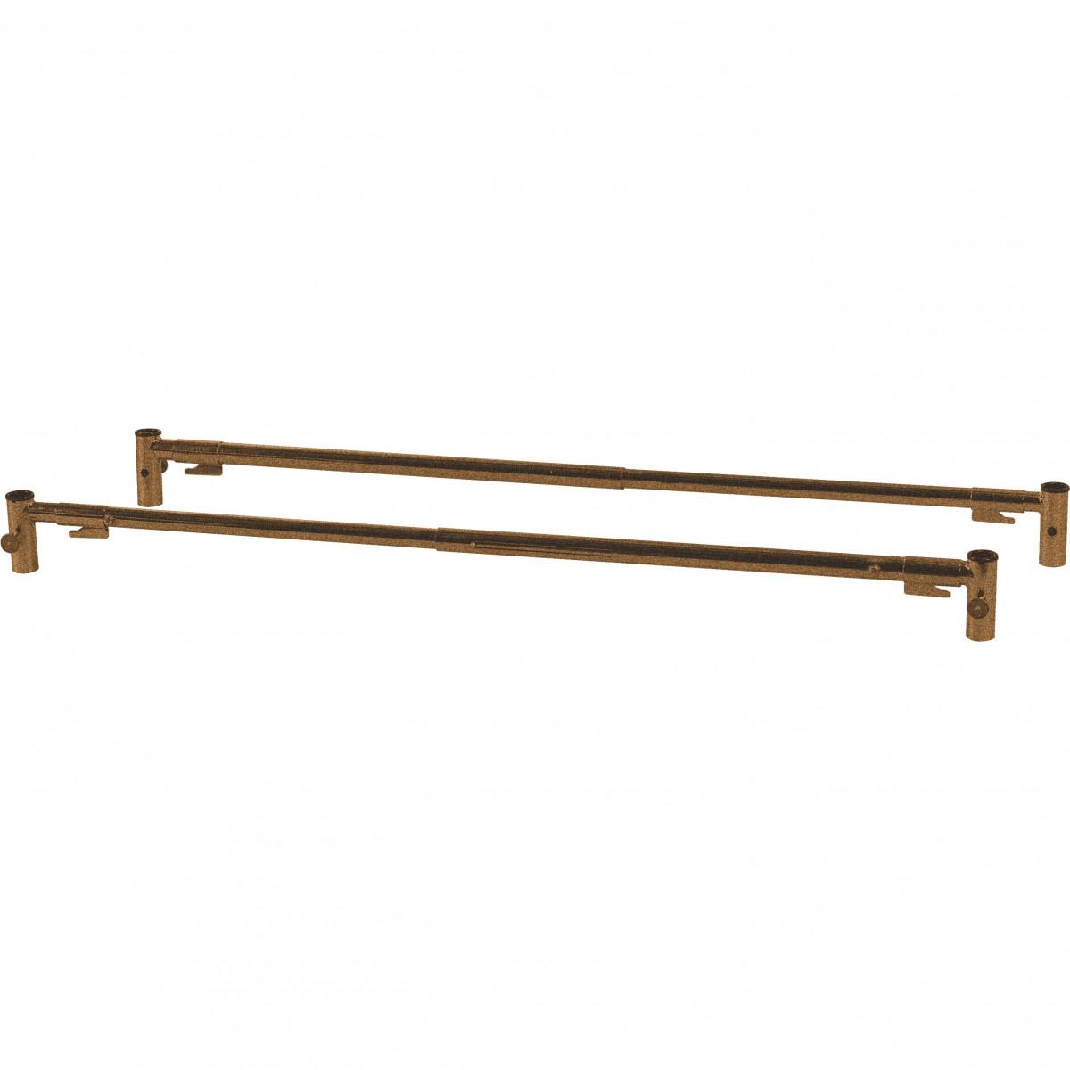 bed side rails by drive 15001abv. Black Bedroom Furniture Sets. Home Design Ideas