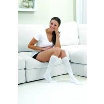 SPORTSLINE Knee High Compression Socks CLOSED TOE 15-20 mmHg
