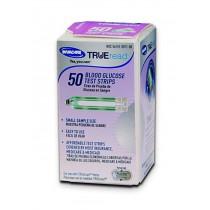 Invacare Trueread Blood Glucose Test Strips 50 Count