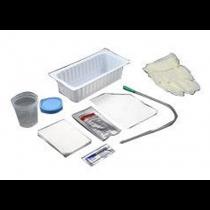 Urethral Catheter Tray PVC 14 French