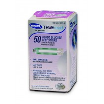 Invacare Trueread Blood Glucose Test Strips 50 Count
