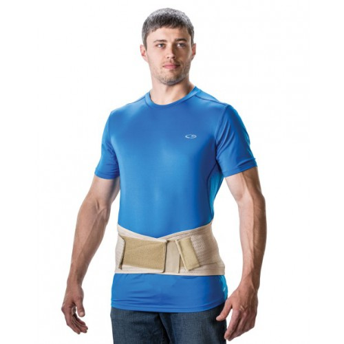Ventilated Elastic Lumbosacral Support