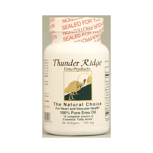 Thunder Ridge Emu Oil