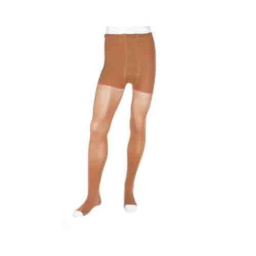Mediven Plus Mens Leotard with Adjustable Waistband Compression Stockings OPEN TOE 30-40 mmHg