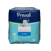 Prevail Pant Liners - Contoured Shape & Clear Window | First Quality