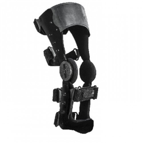 OA Double Upright Leg Brace