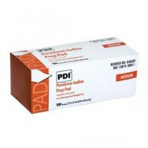 Povidone Iodine PVP Prep Pad – 10%