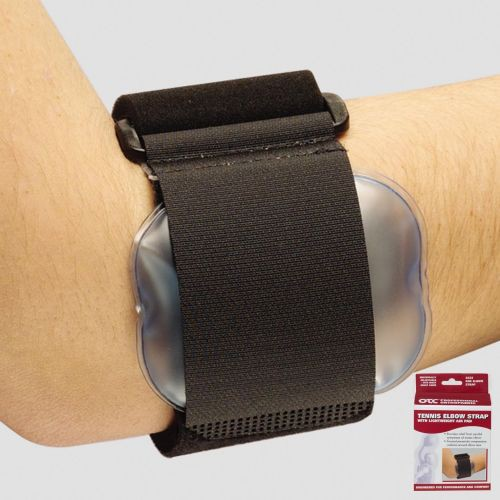 Tennis Elbow Strap with Lightweight Air Pad