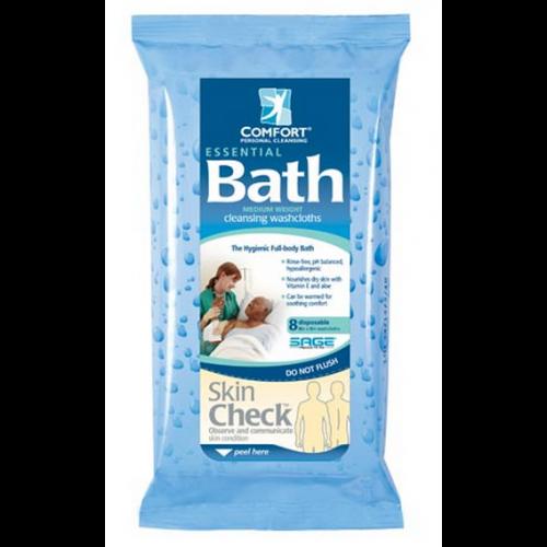 Essential Bath Cleansing Washcloths