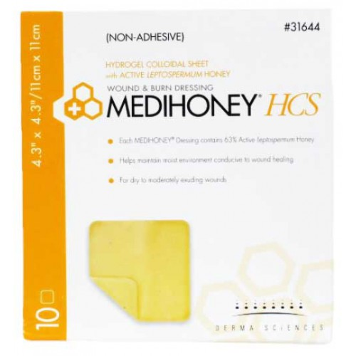 Medihoney HCS Hydrogel Dressing 31644