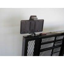EZ Carrier License Plate Relocator Kit