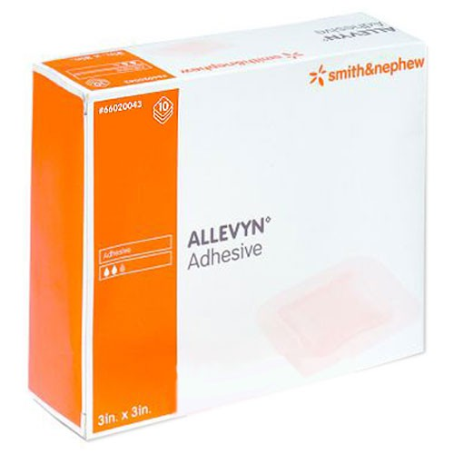 Smith and Nephew Allevyn 66020043 Adhesive
