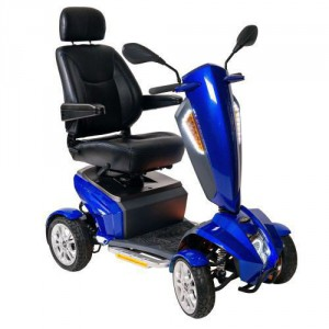 Drive Odyssey GT 4-Wheel Full Size Scooter