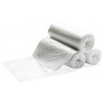 Medi-Pak Clear Trash Bag - 40 - 50 Gallon